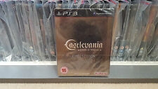 Castlevania Lords Of Shadow SteelBook - PlayStation 3 Game - NEW FACTORY SEALED