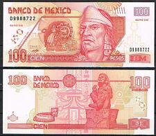 MEXICO 100 PESOS AÑO 2005 Pick Nuevo   SC  UNC