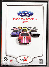FORD RACING 2 - CAR RACING GAME - NEW & SEALED PC CD ROM - WINDOWS - RARE
