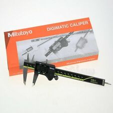 "NEW MITUTOYO ABSOLUTE 6"" DIGITAL CALIPER # BRAND 500-196-30 BOX Top Quality"