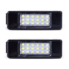 License Plate Light 18 LED Light For Peugeot 106 207 307 308 406 407 508 Citroen