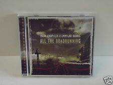 "MARK KNOPFLER AND EMMYLOU HARRIS ""ALL THE ROADRUNNING""  CD"