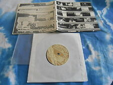 "GET STUFFED SPLIT 7"" E.P  90'S PUNK/KBD/PRIVATE ISSUE THE LOSERS +4 BANDS"