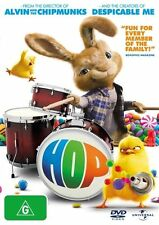 Hop (DVD, R2,4,5 PAL 2011) From Creators of Despicable Me - James Marsden **GC**