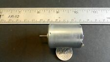Surplus 12 V. Mabuchi Motor for Small O, On3 Gauge locos, S, Large HO