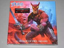 DIO A Decade of Dio (83-93) 180g 6LP + 7 in  New Sealed Vinyl Holy Diver Sacred