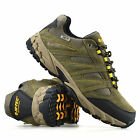 Mens Hi Tec Sensor Leather Walking Hiking Waterproof Boots Trainers Shoes Size