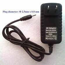 Power Charger 5V 2A for Nextbook Premium 7 8 NX008 NX007 HD8G NEXT8P12 SE Tablet