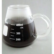 NC-12679  Erlenmeyer Flask Mug, Borosilicate Glass