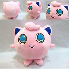"6"" Cute Kids Anime Pocket Monster Hot Jigglypuff Stuffed Doll Pokemon Plush Toys"