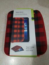"IESSENTIALS Neoprene Sleeve Pouch 10"" Tablet Screen Saver Protection IPAD NOTE"