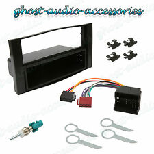 Ford Focus C MAX Facia Fascia Car Audio Stereo Fitting Kit Adapter Plate