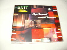 TIN TIN OUT - HERE'S WHERE THE STORY ENDS - UK CD SINGLE
