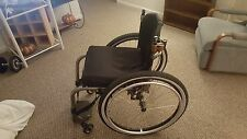 TiLite ZRA titanium wheelchair - w/ Jay Gel Cushion, Bell Kevlar Tires.