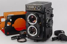 Near MINT YASHICA Mat-124 G 6x6 TLR 80mm f/3.5 80mm f/2.8 from Japan #1738