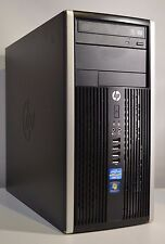 HP Compaq 6200/8200 Pro MT i3 2nd Gen 4GB DDR3 500GB HDD Windows 7 Pro WiFi