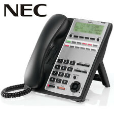 NEC Digital 12 Button Conference Telephone SL1100 Black Full Duplex New 1100061