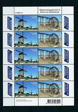 [16649] Netherlands Niederlande 2005 Joint Issue PR China MS Sheet MNH # 2350-51