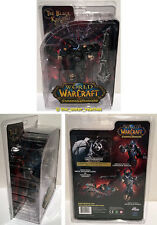 DC Unlimited WORLD OF WARCRAFT Series 8 Argent Nemesis THE BLACK KNIGHT Figure