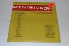 Battle Of The Big Bands Vol. 1~Benny Goodman, Count Basie~SEALED~FAST SHIPPING