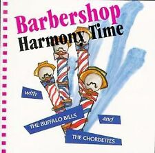 Barbershop Harmony Time by The Chordettes (CD, Dec-1995, Sony Music...