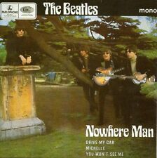 ★☆★ CD Single The BEATLES Nowhere man EP 4-TRACK CARD SLEEVE   ★☆★