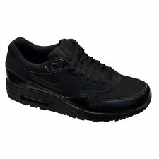 NIKE AIR MAX 1 ESSENTIAL BLACK (B15) 537383-020 MENS TRAINERS UK 9 £98.00