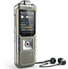 Philips Voice Tracer 6500 Digital Voice Recorder Tracer 3 Mic Recording DVT6500