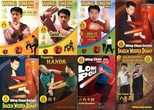 Ving Tsun Museum - Ip Man Wing Chun Collection (9 DVD set and 2 textbooks)
