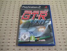 GT-R 400 per PlayStation 2 ps2 PS 2 * OVP *