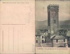 ALBENGA - TORRE DEL MARCHESE DEL CARRETTO DI BALESTRINO       (rif.fg.10763)