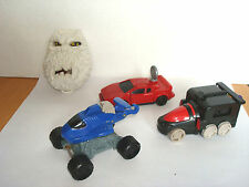 Totally Toy Holiday Boys 4 Pc. Lot McDonalds Happy Meal 1993