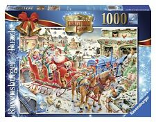 Ravensburger Christmas 2014 Limited Edition Puzzle The Christmas Farm 1000 Piece