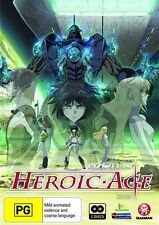 Heroic Age : Collection 1 : Eps 1-13 (DVD, 2010, 2-Disc Set) - Region 4