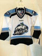 Reebok Youth MLH Jersey ALASKA Aces Team  White sz L/XL