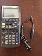 USED - Texas Instruments TI-83 Graphing Calculator