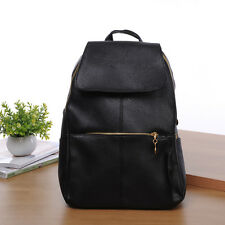 Women Backpack High Quality PU Leather Mochila School Bags For Teenagers Girls