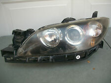 MAZDA 3 04 05 06 07 08 09 HEADLIGHT SEDAN OEM  XENON HID LH