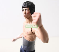 HOT TOYS OFFICAL DX-04 BRUCE LEE ENTER THE DRAGON BATTLE DAMAGE VERSION MISB