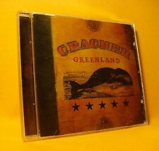 NEW PROMO CD Cracker Greenland 14TR 2006 Indie Pop Rock RARE !