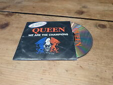 QUEEN - WE ARE THE CHAMPIONS !!!!!!!!!!!!!! RARE CD FRANCE