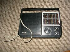 Kofferradio Transistorradio Philips 680,80- 90er? Jahre Funktionsfähig