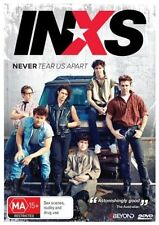 NEVER TEAR US APART : THE INXS STORY  -  DVD - UK Compatible - Sealed