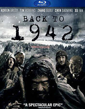 Back to 1942 (Blu-ray, 2013) DON'T BUY FROM AUTO 3 CENTS UNDER ME    NEW
