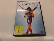 DVD  Michael Jackson's This Is It