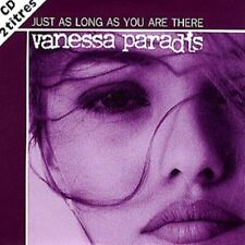 Vanessa Paradis Just as long as you are there (1993; 2 tracks, cards.. [Maxi-CD]