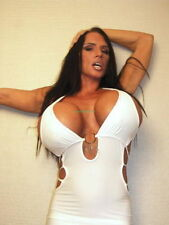 LISA LIPPS 8X12 ORIGINAL PHOTO- 8140- BUSTY LEGEND