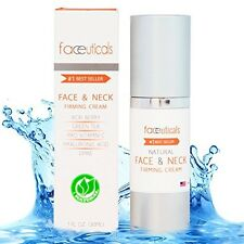 Pharmaceutical Grade Face And Neck Firming Cream With Triple Vitamin C and Acid