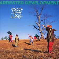 Arrested Development 3 years, 5 months and 2 days in the life of.. (1992) [CD]