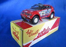 AC156 SOLIDO HACHETTE MITSUBISHI PAJERO PR 10 2004 1/43 BOX